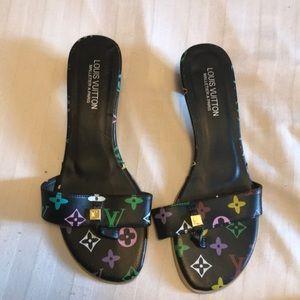 Fancy sandals/heels